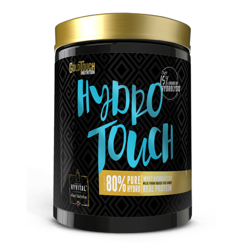 HYDRO Touch Protein (500g)  GoldTouch Nutrition
