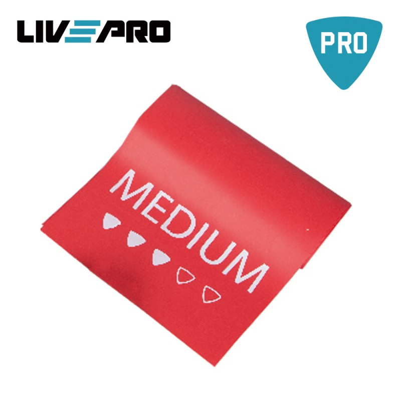 Live Pro Λάστιχο Αντίστασης (κορδέλα) Medium - Β 8413-M