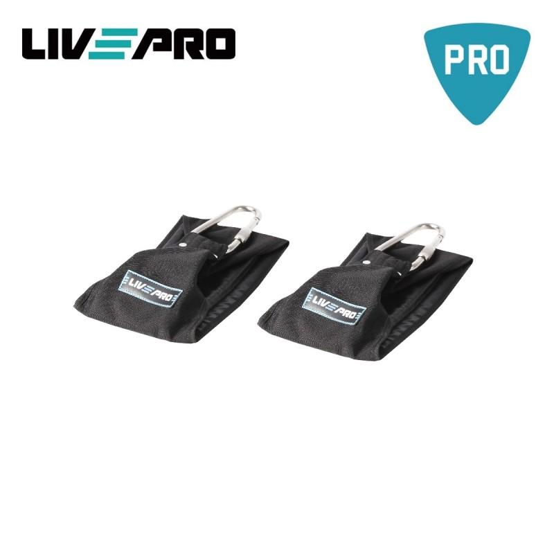 Ιμάντες μονόζυγου για κοιλιακούς LivePro
