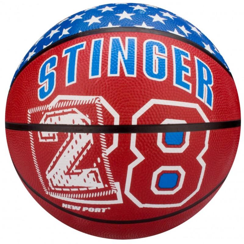 Μπάλα Basket Νο7 (Κόκκινο/Μπλε) - 16GE-BBW