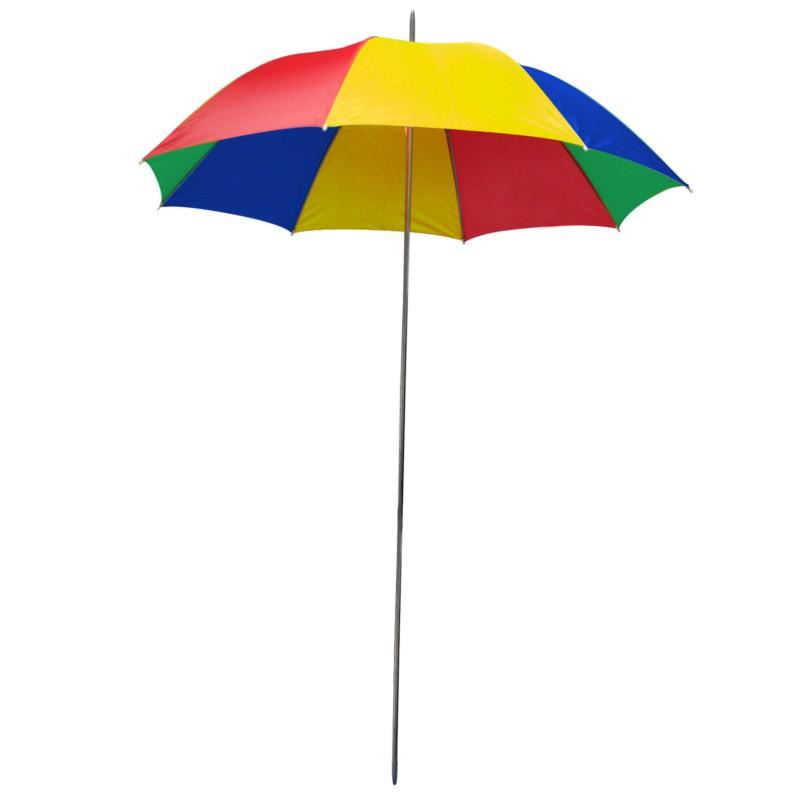 Ομπρέλα παραλίας 2 σε 1 - 78650