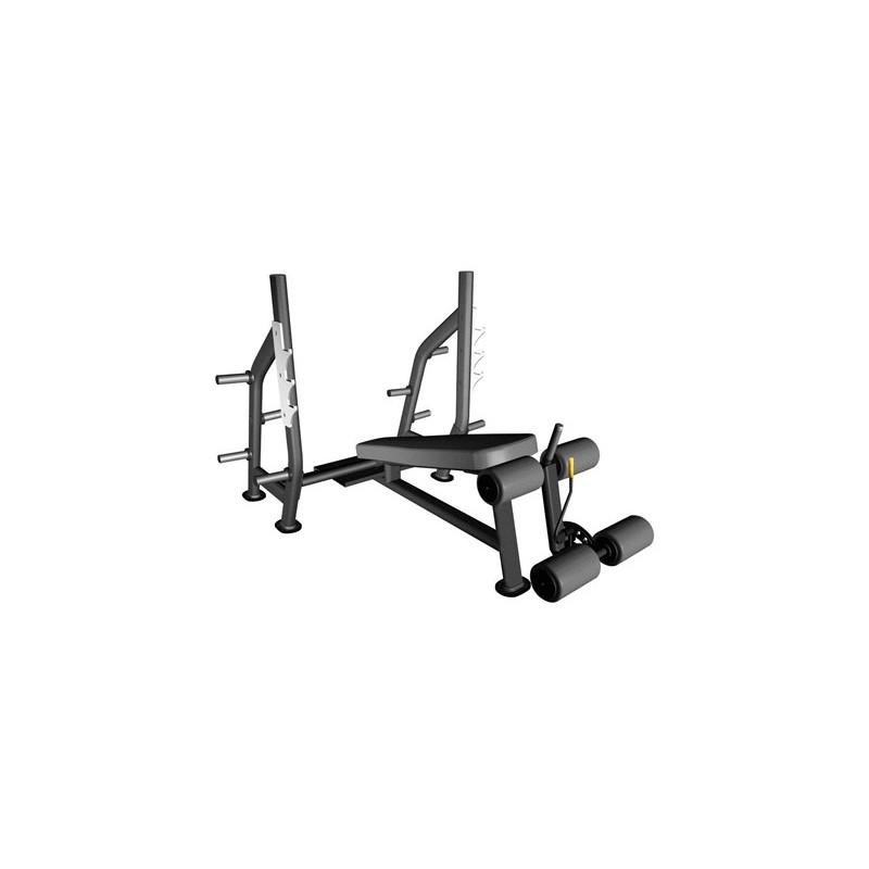 PowerLife Olympic Decline Bench - PTT0111